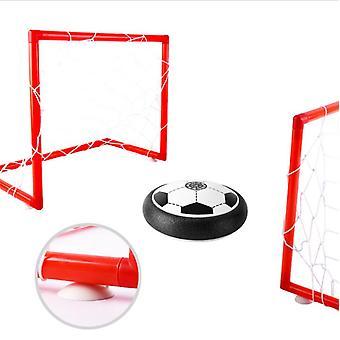 サッカーボールセット 2ゴールキッズ屋内電気サスペンションサッカースポーツおもちゃ