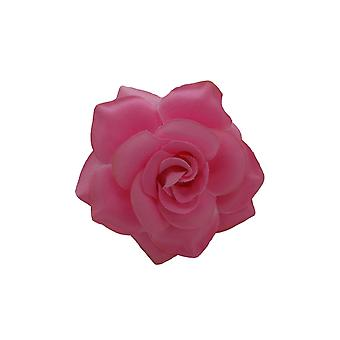 Rose Pastel Rose pince à cheveux