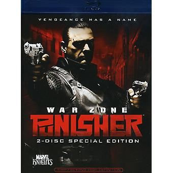 Punisher-War Zone [BLU-RAY] USA import