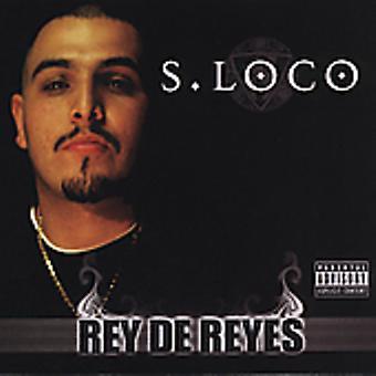 Sportig Loco - Rey De Reyes [CD] USA import