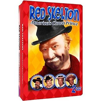 Red Skelton: America's Clown Prince [DVD] USA import