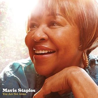 Mavis Staples - vous êtes pas seul [Vinyl] USA import