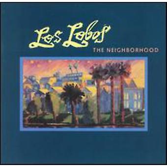 Los Lobos - stadsdelen [CD] USA import