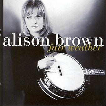 Alison Brown - Fair Weather [CD] USA import