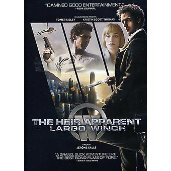 Heir Apparent: Largo Winch [DVD] USA import