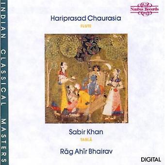 Christophe/Khan - importation USA Raga Ahir Bhairav [CD]