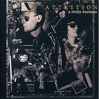 Attrition - Tricky Business [CD] USA import