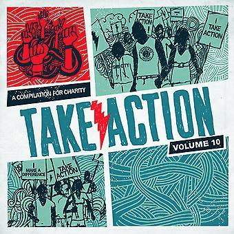 Take Action! - Vol. 10-Take Action! [CD] USA import