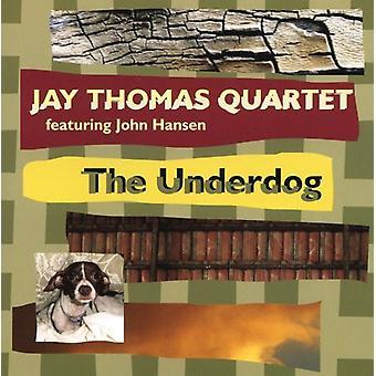Jay Thomas Quartet - Underdog [CD] USA import