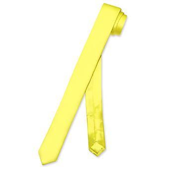 Biagio 100% משי עניבה צרה אקסטרה גברים רזה ' s 1.5