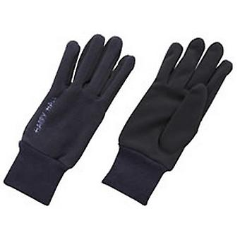 Harry Hall Adults Unisex Fleece Domy Suede Gloves