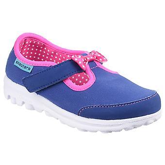 מקדחים בנות ילדים ללכת ללכת מגע ביטי קשת להדק נעליים