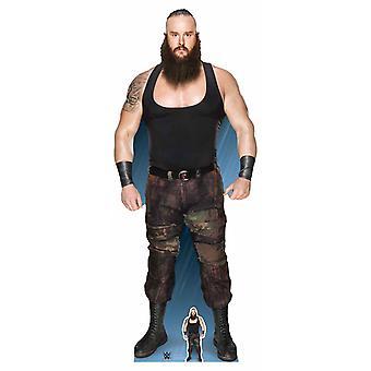 Braun Strowman WWE Lifesize Cardboard Cutout / Standee / Standup / Standee