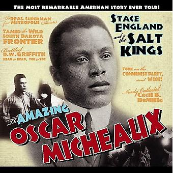 Stace England & the Salt Kings - Amazing Oscar Micheaux [CD] USA import