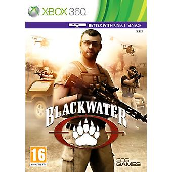 Blackwater - Kinect Compatible (Xbox 360) - Werksgedichtet