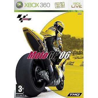 MotoGP 06 (Xbox 360) - As New