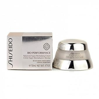 Shiseido الأداء الحيوي المتقدم سوبر تنشيط كريم 1.7 أوقية / 50ml