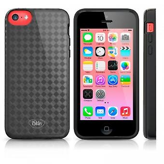 Peau Flex Case Cover iPhone 5C Noir