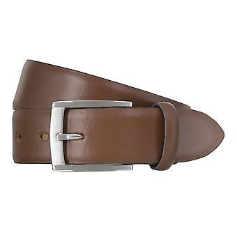 Ceintures de ceinture ceintures hommes LLOYD hommes cuir Cognac ceinture 6612