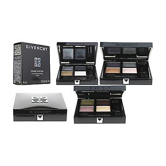 Givenchy Prisme Quatuor Eyeshadow Palette 0.14oz/4x1g New In Box