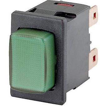 Marquardt 1687.1104 Pushbutton switch 250 V AC 16 A 2 x On/Off IP40 latch 1 pc(s)