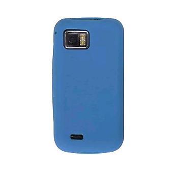 Samsung SCH-I920 siliconen Gel Aqua