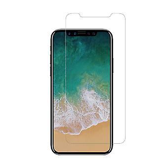 無制限携帯用スクリーン プロテクター iPhone X (5.8 インチ) - クリア - (2 パック)