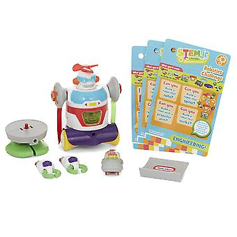 Little Tikes varsi Junior Builder Bot lelu