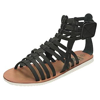 Womens Down To Earth Gladiator Style Sandals