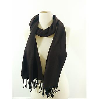 Genuine Fraas Fashion Scarf Brown Black Winter Warm Men Ladies No Label UK