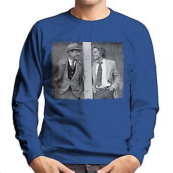 TV ganger Karl Malden Michael Douglas gatene i SF menns Sweatshirt