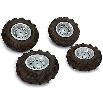 Rolly Toys 409242 Set van 4 Luchtbanden voor RollyFarmtrac Premium Tractoren