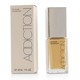 Addiction The Glow Foundation Spf 20 - # 013 (golden Sand) - 30ml/1oz