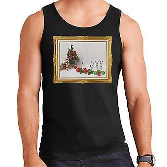 Original Stormtrooper Christmas Tree Death Slide Men's Vest