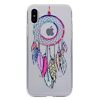 iPhone X TPU Skin-Dream Catcher