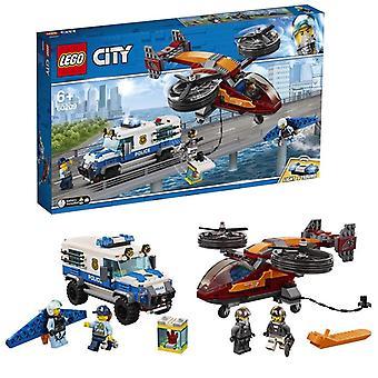 Lego City 60209 Luchtpolitie Overval met Licht en Geluid