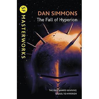 The Fall of Hyperion door Dan Simmons - Larry Rostant - 9780575099487 B