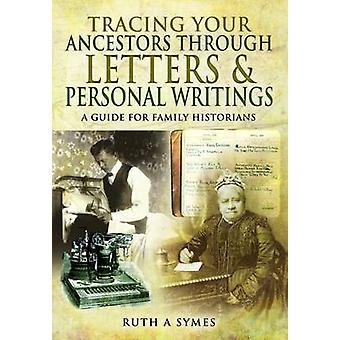 Jäljitys esivanhempienne kirjaimia ja kirjotuksia, joita Ruth