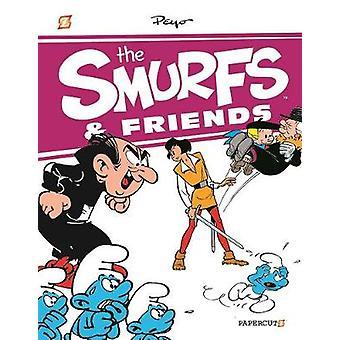 Les Schtroumpfs & amis #2 par Peyo - Peyo - 9781629916422 livre