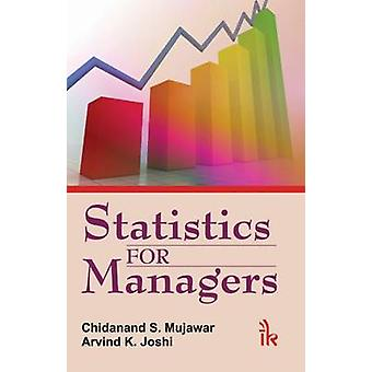 Statistics for Managers by C. S. Mujawar - 9789381141458 Book