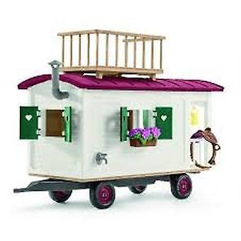 Schleich 42415 campingvogn For hemmelige klubbmøter