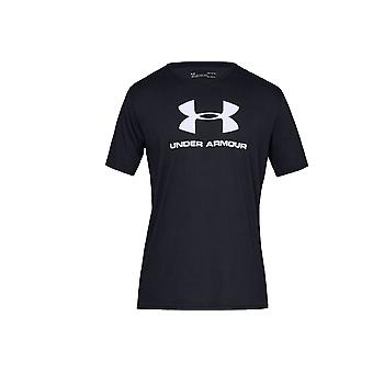 Under Armour Sportstyle Logo Tee 1329590-001  Mens T-shirt