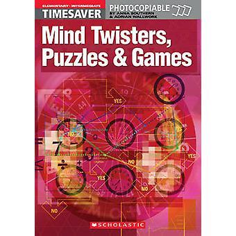Umysł Twisters - zagadki i gry - elementarne - pośrednie przez Adria