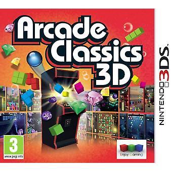 Arcade Classics 3D (Nintendo 3DS) - New