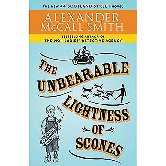 De ondraaglijke lichtheid van Scones (44 Schotland Street Series #5)