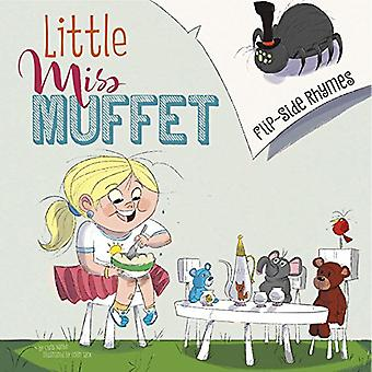 Little Miss Muffet revers Rhymes (revers des comptines)