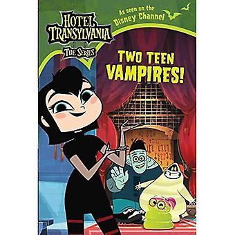 To tenåringer vampyrer! (Hotel Transylvania: serien)
