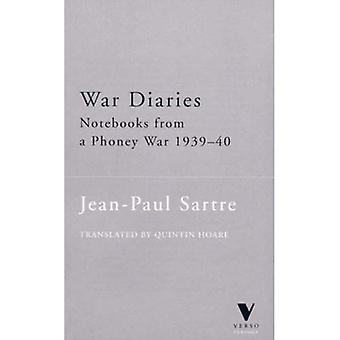 Journaux de guerre: Carnets d'une fausse guerre, 1939-40