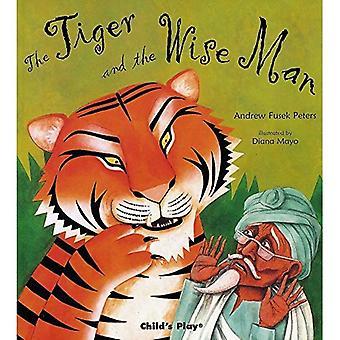 Le tigre et l'homme sage