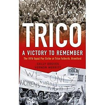 Trico: A Victory to Remember: The 1976 Equal Pay Strike at Trico Folberth, Brentford